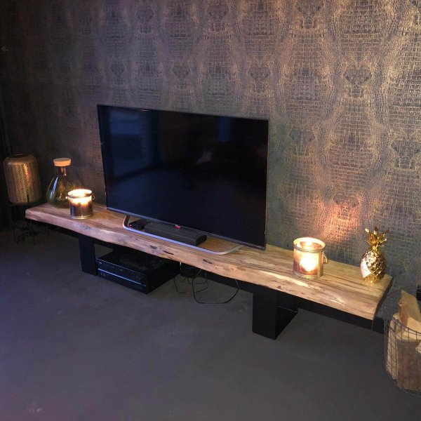 Tv-meubel Real Dutch Wood beukenhout